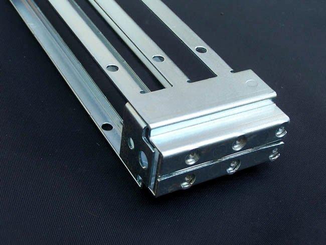 Sheet metal fabrication with spotwelding
