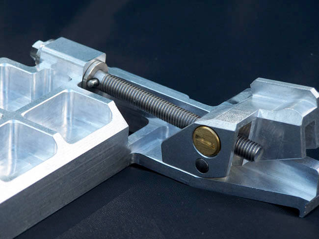 Manufactured from steel, aluminum, stainless and bronze